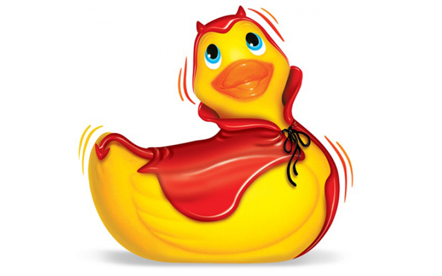 Devil Duckie to become erotic romance cover star