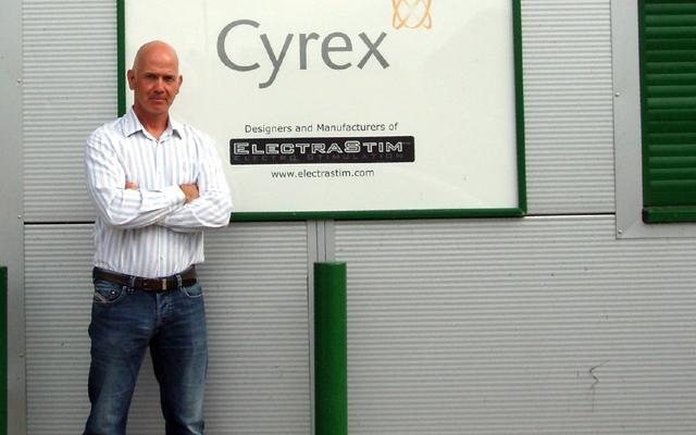 ElectraStim growth prompts Cyrex move