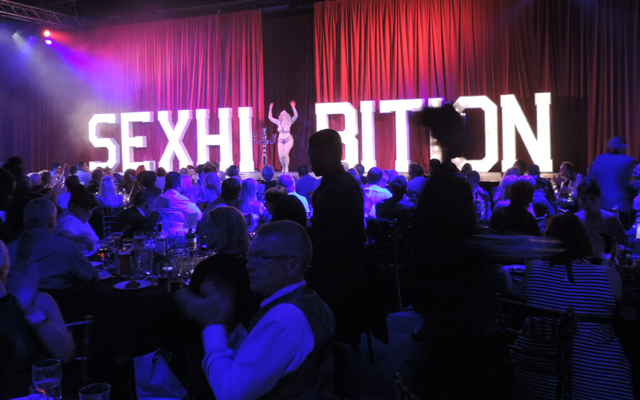 Debut success for Sexhibition