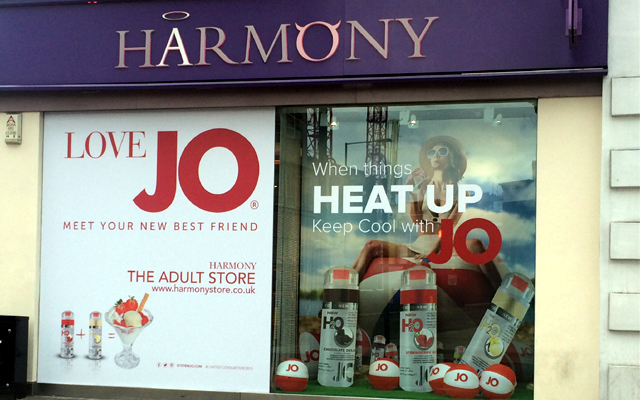 Hot town, summer in the city – System Jo comes to Oxford Street