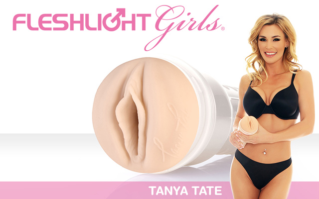 Brit bombshell Tanya Tate is now available from Scala Playhouse