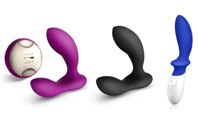 Lelo unveils three new prostate pleasure products