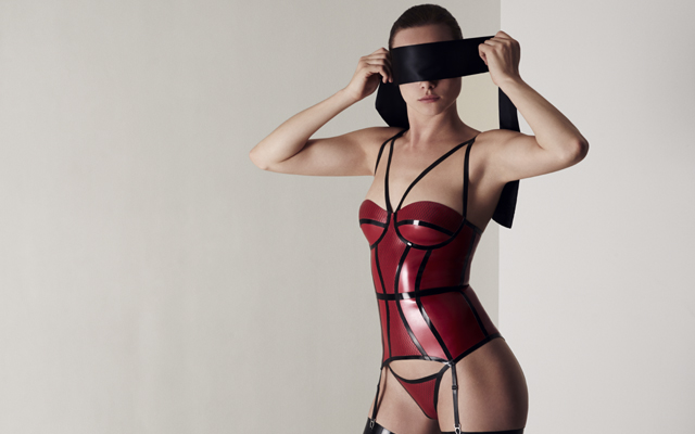 Kylie Minogue's latex designer creates new Coco de Mer collection