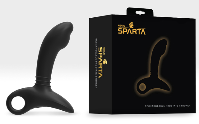 Sparta promises 'a whole new level of prostate massage'