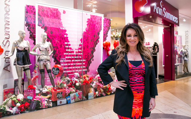 Ann Summers announces return to profitability