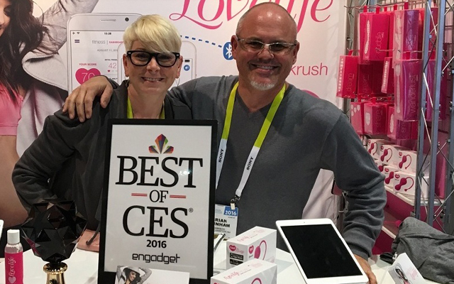 CES win for new OhMiBod Kegel exerciser