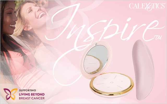 Inspire by CalExotics – exclusively at Scala Playhouse