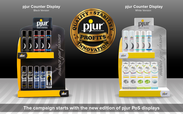 Pjur introduces Pjur Profits initiative