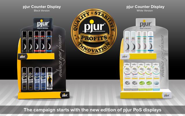 Pjur introduces Pjur Profits initiative