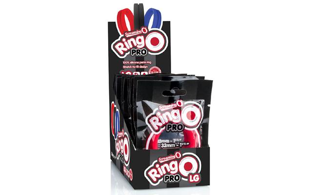 Pro RingO stars at Screaming O