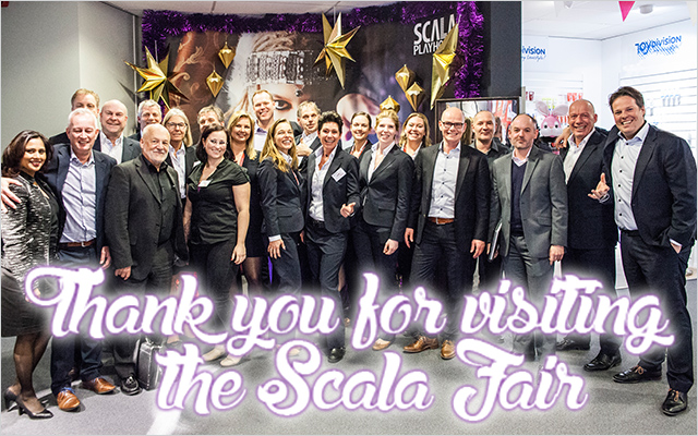 Record turnout claimed for Scala Fair