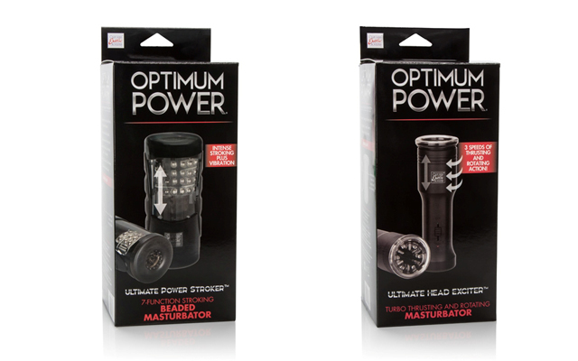 Optimum Power upgraded by CalExotics