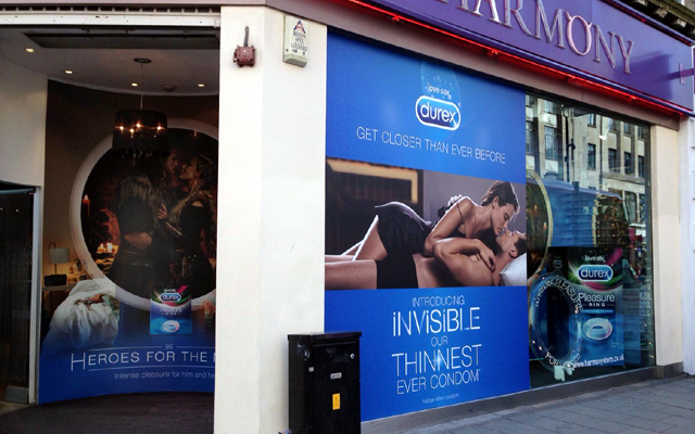 'Cash in on Durex £2.4m ad spend,' urges Creative Conceptions