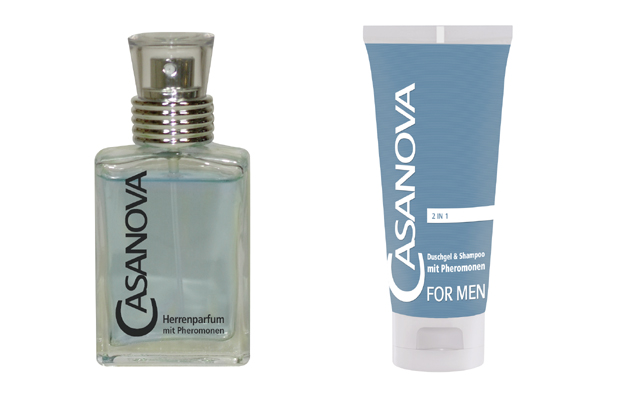 The scent of Casanova, now available from Orion