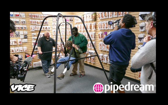 Vice work: Pipedream featured in new TV show about jobs