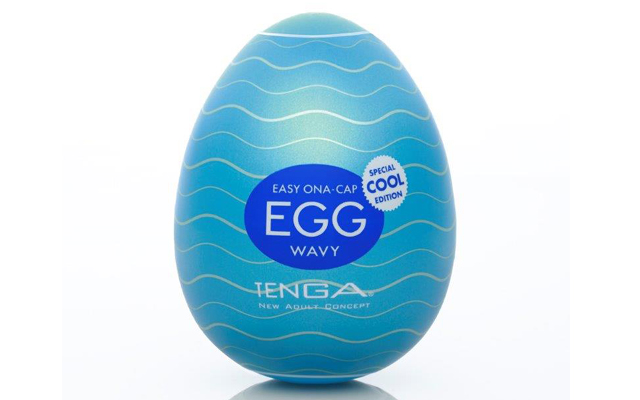 Netflix and chill? Tenga Cool Egg now at ABS