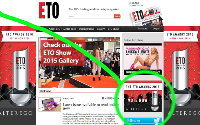 ETO Awards: voting closes tomorrow!