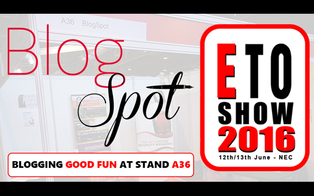 BlogSpot prize draw worth £1,500 to be won at ETO Show