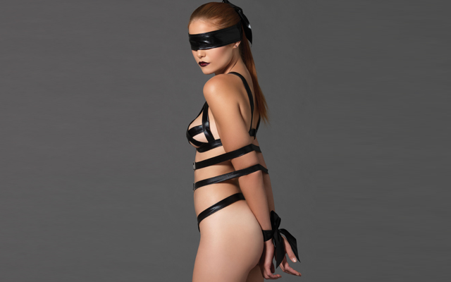 'Erotic chic' Kink collection up for two awards
