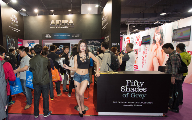 "Lovehoney reports ""fantastic"" feedback from China Expo"