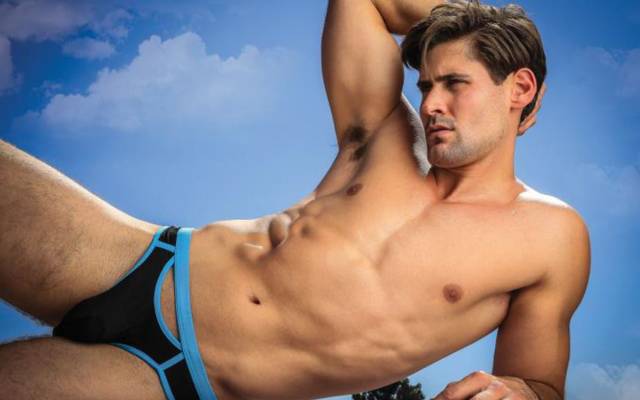 Close to the edge: new fashion underwear from Male Power