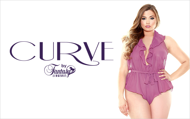 Curve appeal: lingerie for women 'who have a bit more to hold on to'