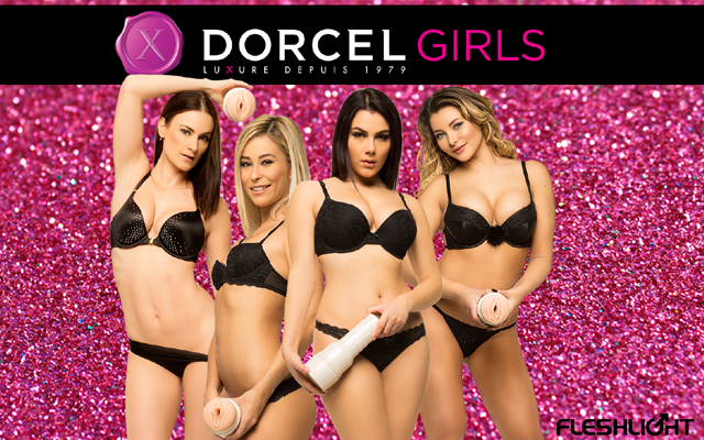 French dressing: Fleshlight teams up with Marc Dorcel
