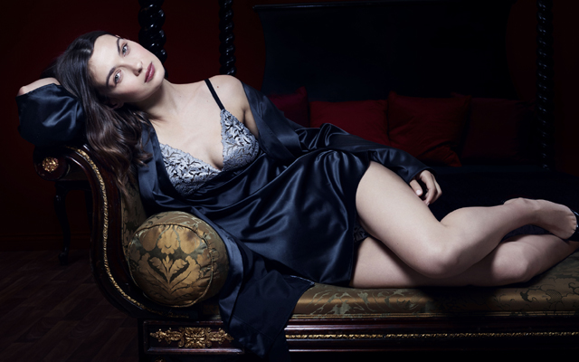 Coco de Mer unveils Fifty Shades Darker lingerie collection