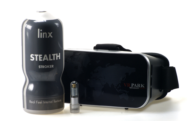 ABS adds Stealth Stroker and VR Headset to Linx range