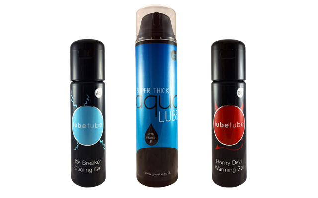 Threesome on the way from Give Pleasure Products