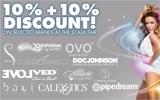 Extra discounts on offer at this weekend's Scala Fair