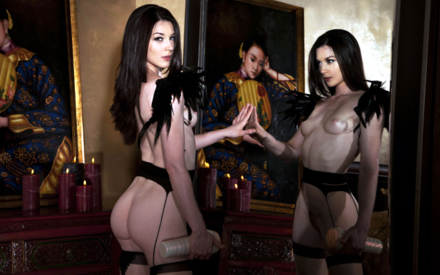 Stoya heads up new Fleshlight Girls Signature Collection