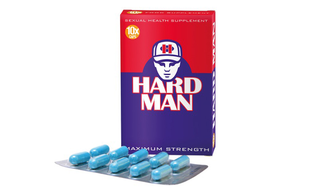 Global launches new Hard Man herbal supplement