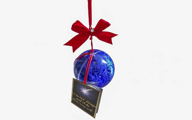 Tree bien! Starline introduces bauble-style packaging for Christmas