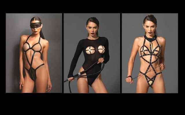 Think Kink: Net 1on1 adds Leg Avenue S&M-inspired lingerie