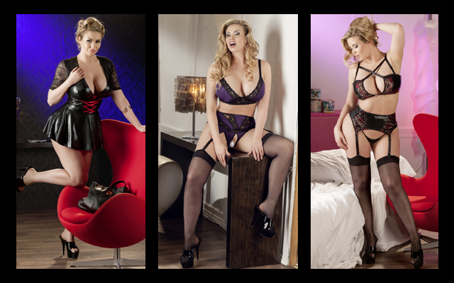 More plus size lingerie styles introduced by Orion