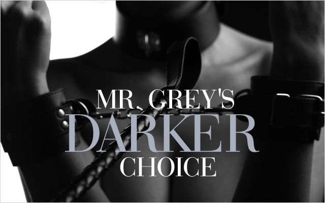 Scala Playhouse offers Mr Grey's Darker Choice