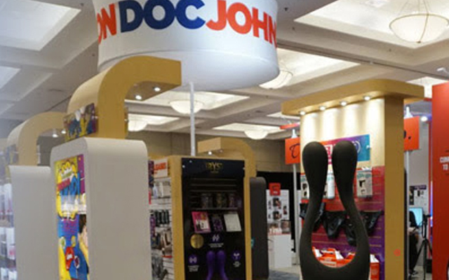 "Doc Johnson to unveil ""entirely new product line for men"" at ANME"