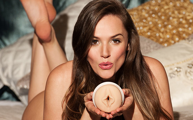 Jenna Haze and Tori Black become Fleshlight Signature Girls
