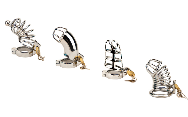 Cage fighting: Net 1on1 launches new range of male chastity devices
