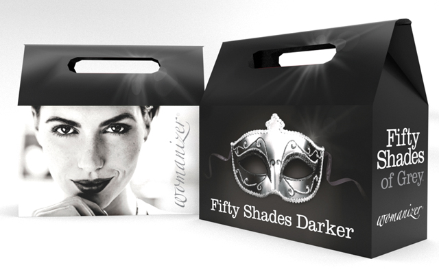 Orion unveils limited edition Fifty Shades Womanizer pack