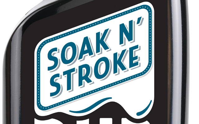 Sir Richard's Soak N' Stroke now available
