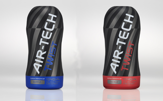 Let's Twist again: Tenga Air-Tech Twist now at ABS