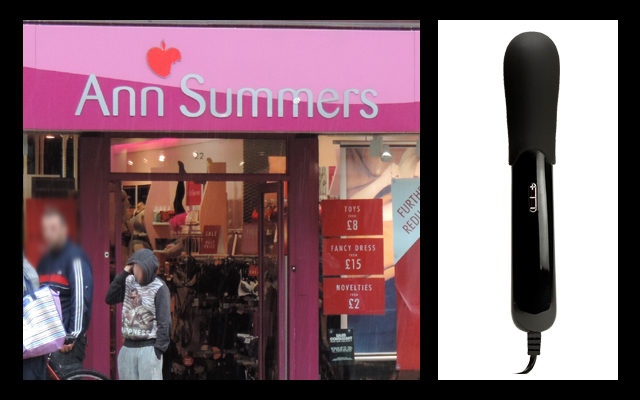 Press jumps on Ann Summers product recall