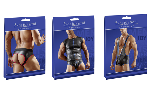 Brief encounters: new Svenjoyment underwear from Orion