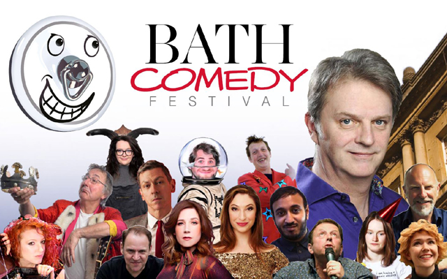 Are they having a laugh? Lovehoney to sponsor Bath Comedy Festival