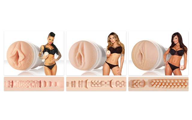 Christy Mack, Teagan Presley, and Lisa Ann added to Fleshlight Girls Signature Collection