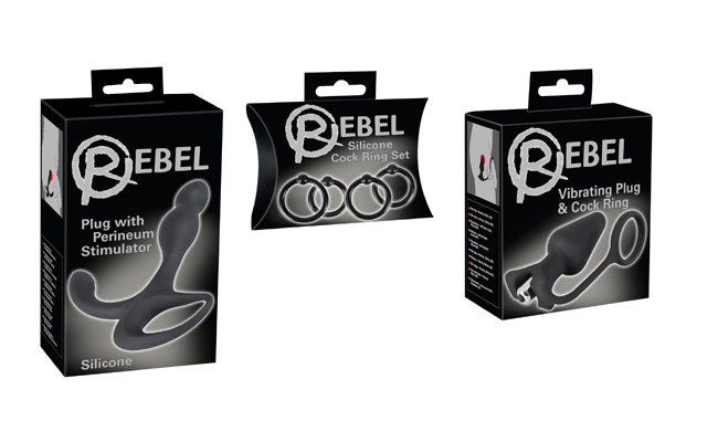 Rebel fleet: Orion introduces three new male toys