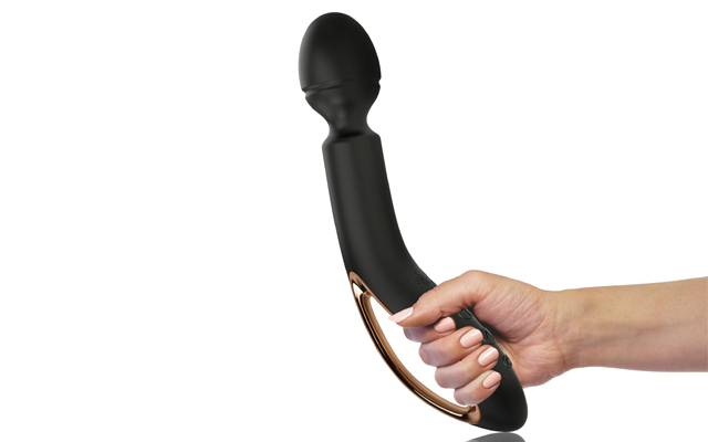 Introducing O-Wand: the personal massager 'reinvented'