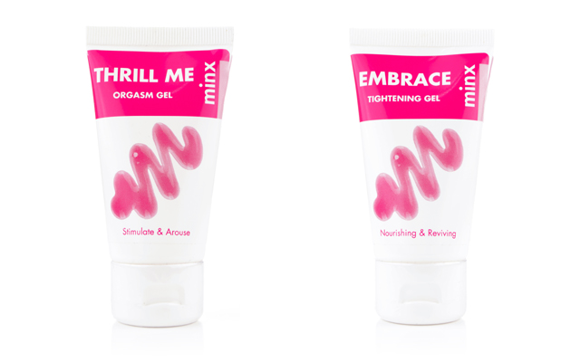 New Minx gels available at special introductory price